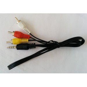 Cable RCA openbox z5 mini / Azplay