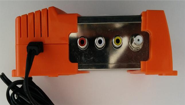 modulador de video agil